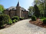 chateau des eglantines
