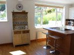 Fully fitted kitchen. Alternatively over 20 restaurants are within a 5 minute walk of the cottage