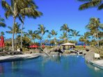 Honua Kai boasts 4 separate pools