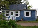 Welcome to 529 Bridgeview Lane.  2 bedroom cottage with bunkie.  Sleeps 8.