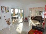 Villa Odysseus Living Area