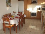 Villa Odysseus Kitchen