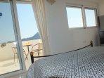 Villa Odysseus Master Bedroom