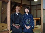 We are Shimo & Rika, the owner of this house. We work as your concierge during your stay.