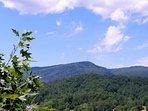 Smokey Mountains Bluff Mountain !!