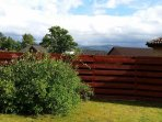 Enclosed, private back garden