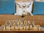 Relax, unwind and enjoy a game of chess!