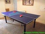 Conversione in tavolo da ping pong