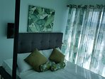 Brand new fully furnished studio condo unit