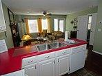 Kitchen/ Living Room Main Level