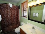 Entry Level King Suite Bath with Tub/Shower