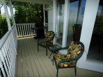 Main Level Covered Deck