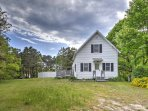 A New England holiday awaits you at this 2-bedroom, 1-bathroom vacation rental cottage in Harwich!