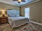 1st Floor Bedroom 1 - Private Full Bath