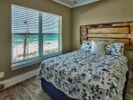 2nd Level Bedroom 3 - King Bed & Great Gulf Views!