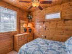 This home offers 3 beautiful bedrooms.