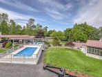This home is perfect for family reunions and special gatherings!