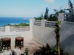 Sandy's Ocean View -Look out deck 1
