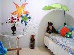 Sandy's Ocean View-2nd floor apartment - Kids room