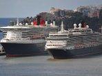 2 Queens at Funchal Harbour