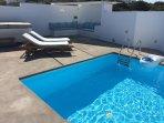 pool & Jacuzzi area-1