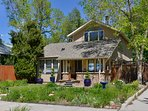 Explore all that Colorado Springs has to offer when you stay at this 3-bedroom, 2.5-bathroom vacation rental home!