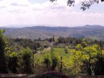 Lower Gello - Pretty Family Farmhouse Rental - Producing Wine & Olive Oil