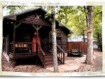 Wildwood, the perfect one bedroom cabin!