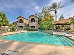 Centrally located to some of Scottsdale's favorite attractions, this 2-bedroom, 2-bathroom vacation rental condo is...