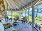 Assateague Bay Retreat - 3-Acre Waterfront Estate - Pet-Friendly!