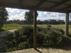 View from our Waratah Villa