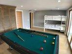Pool and Ping pong