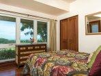 Guest Bedroom with Ocean View