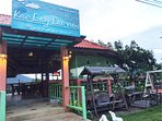 Restaurant 800 meters from the property