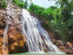 Namuang Waterfall 3 km away from property
