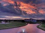 Enjoy fantastic sunset views from second and third floor decks