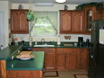 Fully Equipped Kitchen w/Breakfast Bar
