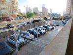 Parking comunitario edificio