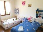 Upstairs children's bedroom