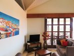 COLOURFULL scenary & people & architecture; move in our home and experience it yourself!