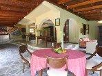Villa Zatarra Indoor Dining Spot