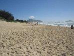 linda   praia do Moçambique.