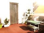 2. Floor Solarium Terrace • pic 2  • entrance to the solarium terrace room