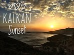 Glorious Kalkan Sunset at Jade