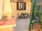Tuscany Holiday Home in the city centre of Arezzo with private garden