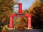 Go back in time, Beamish Museum, just 10 miles from the cottage, a great day out, lots to do and see