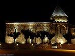 Oradour-Fanais church
