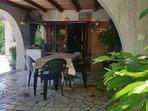 Tavern, BBQ, terrace