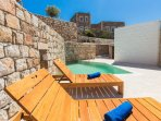 Luxury Residence in Patmos island