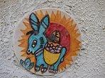 Vietri symbol - the donkey